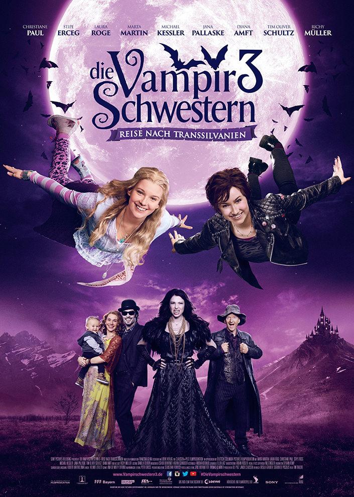 Kinostart Vampirschwestern 3